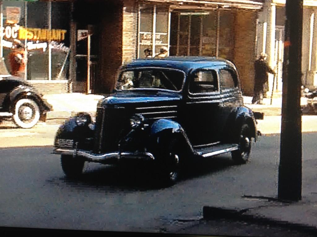 1930s car